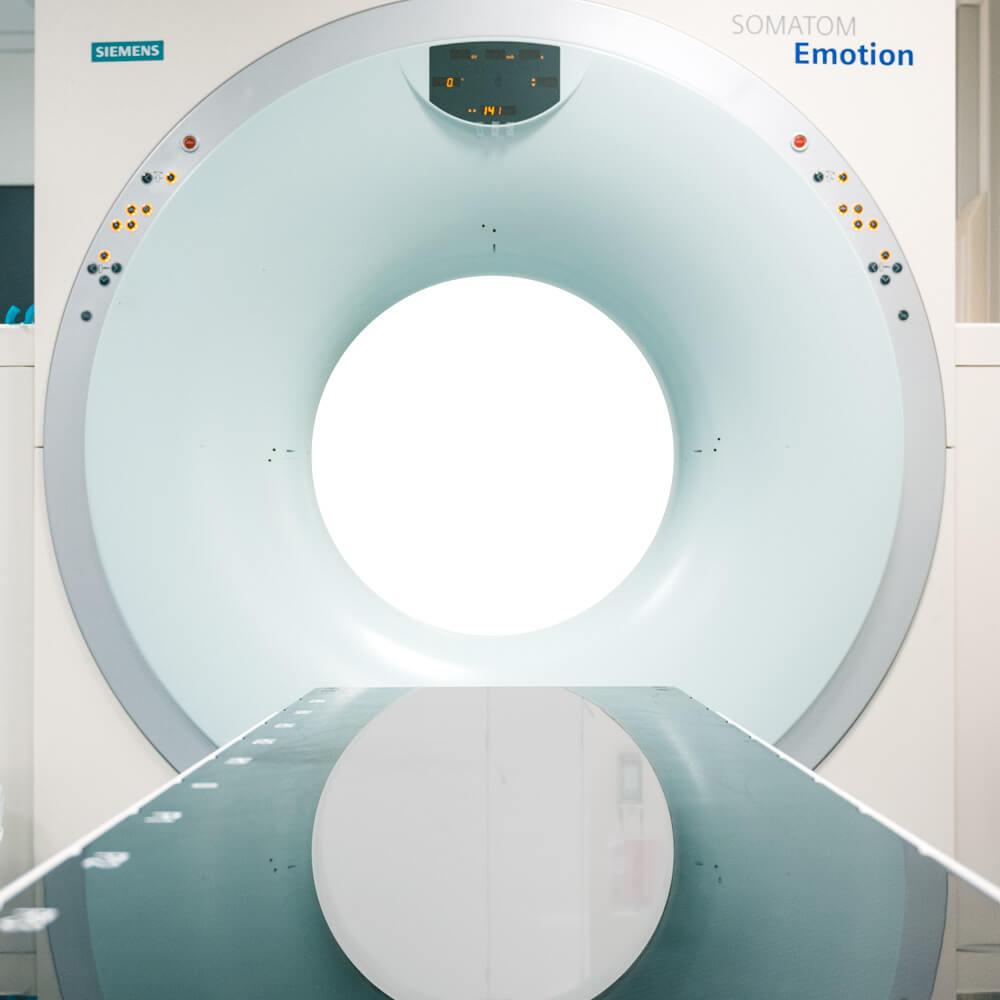 6-Zeilen CT Strahlentherapie Ostalb